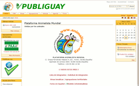 Nuevo sitio web de Publiguay.org