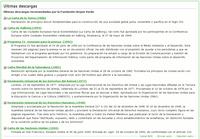 Utopía Verde estrena sección de descargas